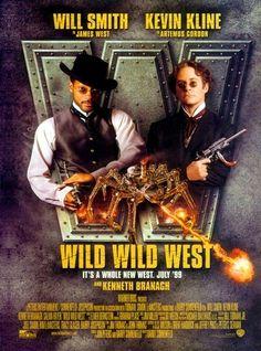 Wild Wild West - 1999  (As Loucas Aventuras de James West)