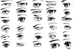 how to draw womans eyes step by step, how to draw a eyes and eyebrows ...