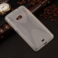 S LINE Anti Skiding Gel TPU Slim Soft Case Back Cover for Nokia Microsoft Lumia 535 1090 1089 Phone Rubber silicone Cases