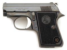 Colt Revolvers | Colt Pistols and Revolvers for Firearms Collectors - Colt Junior .22 ...