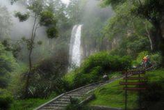 Grojogan Sewu (Thousand Waterfall), Karanganyar - Central Java