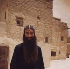 Coptic monk