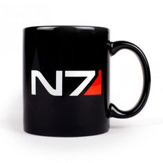 The BioWare Store - N7 Coffee Mug - Mass Effect - Brands