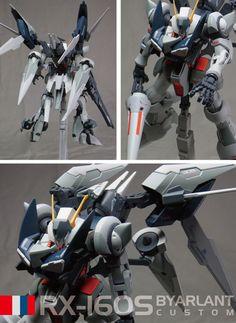 HGUC 1/144 RX-160S バイアラン・カスタム