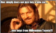 Buy from Millennium!!!
