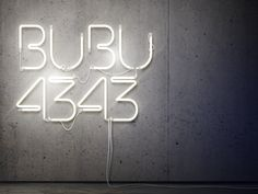 Neon by BUBU