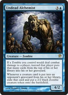 Magic: the Gathering - Undead Alchemist - Innistrad $0.99