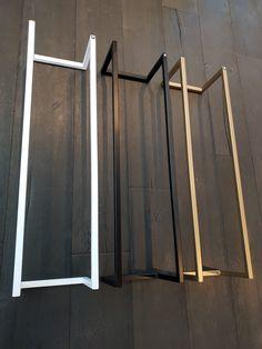 Handdoekenrek brons - TLF interieurs