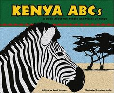 Kenya ABCs: A Book About the People and Places of Kenya (Country ABCs) by Sarah Heiman http://www.amazon.com/dp/1404803548/ref=cm_sw_r_pi_dp_a3mZwb0HMAX2F