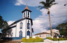 Bom Jesus do Amparo,  Minas Gerais - Brasil Matriz do Bom Jesus