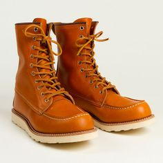 "Red Wing Heritage ""Irish Setter"" 9877 Boots Head to Europe"