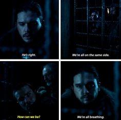 Game of thrones season 7 quotes, Jon Snow, Kit Harington