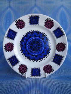 Portmeirion 7 Inch Side Plate Talisman Design by PurelyPortmeirion, £10.00