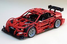 LEGO Audi DTM - building instructions and parts list. Legos, Lego Wheels, Lego Racers, Audi Rs5, Cool Lego, Awesome Lego, Lego Worlds, Lego News, Lego House