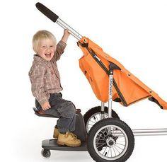 Patinete Kid Sit para sillas de paseo
