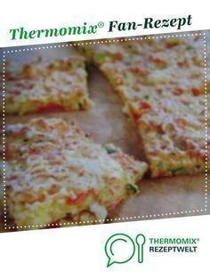 Schneller Gemüsekuchen von zimtsternderl. Ein Thermomix ® Rezept aus der Kategorie Backen herzhaft auf www.rezeptwelt.de, der Thermomix ® Community.