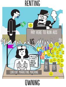 Ventajas del marketing de contenidos y cómo poner la máquina en marcha - Marketo