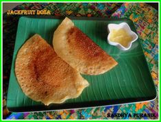 Konkani Recipes, Jackfruit Recipes, Dosa Recipe, Indian Food Recipes, Ethnic Recipes, How To Cook Rice, Evening Snacks, Frying Oil, Other Recipes
