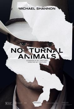 """Nocturnal Animals"" Character Posters"
