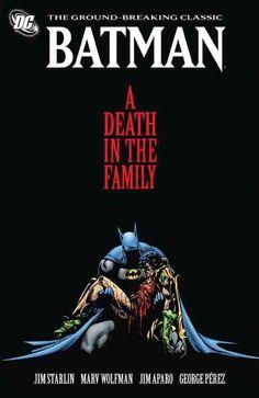 DC Comics Batman: A Death in the Family