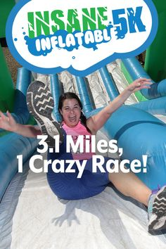 Learn more about our #CrazyFun run closest to your neck of the woods. See you soon!