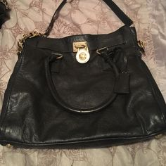 Michael kors purse Black Michael kors purse Michael Kors Bags Shoulder Bags