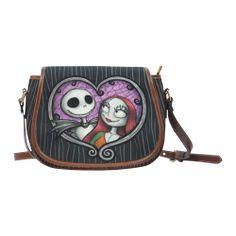 Jack and Sally Saddle Bag/Large (Model 1649) | ID: D281704