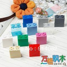 Free shipping enlighten Educational block self-locking bricks