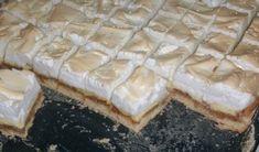 Házi almás pite maradék főtt krumpliból, ízletes habos finomság! Protein Box, Hungarian Desserts, Waffles, Pie, Cooking Recipes, Cheese, Breakfast, Food, Traditional