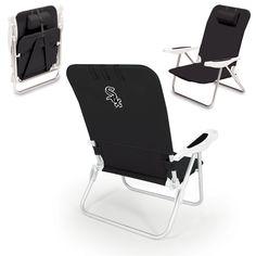 Chicago White Sox Beach Chair - Monaco by Picnic Time