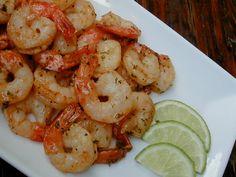 Chili's Spicy Garlic & Lime Shrimp