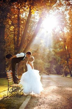 funny wedding pictures: let& go! - funny-wedding pictures-very-nice-couple-in-forest.funny-wedding pictures-very-nice-couple-in-forest. Wedding Poses, Wedding Photoshoot, Wedding Tips, Wedding Ceremony, Wedding Day, Wedding Dresses, Reception, Funny Wedding Photos, Wedding Pictures