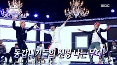 Kwanghee shares the stage with G-Dragon and Taeyang on 'Infinite Challenge' http://www.allkpop.com/article/2015/07/kwanghee-shares-the-stage-with-g-dragon-and-taeyang-on-infinite-challenge…