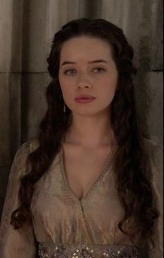 Anna Popplewell Reign CW Wiki FANDOM powered by Wikia