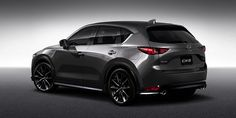 Mazda voorziet nieuwe CX-5 en CX-3 van sportief uiterlijk onder Custom Style-label
