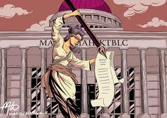 Bagi hakim konstitusi, pelanggaran etika ringan tetap sebagai cacat profesi.