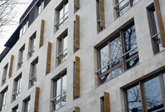 Residential complex in Butikovsky lane, 5 : Sergey Skuratov Architects