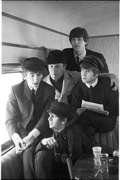 http://triangleartsandentertainment.org/wp-content/uploads/2015/05/lot6.jpg - Unique Beatles Photographic Auction - The Beatles on their way to Washington by train during their US 1965 tour The condition of the Beatles negatives are as shown in the scans online (they have not been touched up) and they come with a 1 of 1 edition print (done this year). We've done this in order to better illustrate these b... - http://triangleartsandentertainment.org/event/unique-beatles-phot