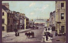 Old POSTCARD - Main Street, Bangor Co Down