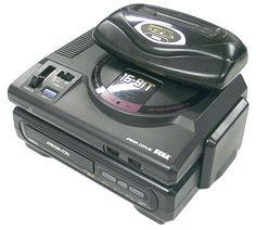The Ultimate Console - Japanese Mega Drive with all it's paraphernalia: 32X and Mega CD http://www.mediator.io/