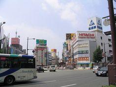 Kurume (久留米市), Fukuoka Prefecture, Japan