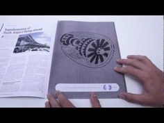 """Clever GE Jet Engine Magazine Ad: """"Put two letters together and efficient jet engine technology works. GE Works."""""""