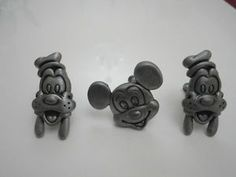 Disney Minney Mouse Head Brass Knob Drawer Pull Dresser