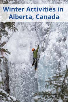 Here are the best winter activities in Alberta (and where to enjoy them) so that you can stay active and embrace winter in Alberta. Usa Travel Guide, Travel Usa, Travel Guides, Travel Tips, Toronto, Alberta Canada, Ottawa, Quebec, Canadian Travel