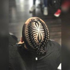 30 Ideas Braids For Men Guys Hairstyles Man Bun For 2019 Cornrow Hairstyles For Men, Hairstyles Haircuts, Haircuts For Men, Black Hairstyles, Teenage Hairstyles, Braid Styles For Men, Short Hair Styles, Braid Designs For Men, Braided Man Bun