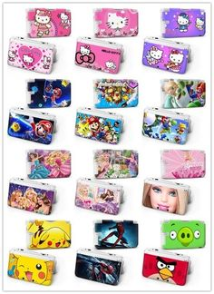 New Cartoon Protective Hard Case Cover Skin For Nintendo XL 12 pictures pikachu please Doll Toys, Dolls, Gaming Accessories, Pokemon Pictures, Holiday Wishes, Nintendo 3ds, Super Mario Bros, Sims 4, Ipod
