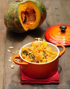 Pumpkin, Pumpkin - Coorg Kumbla Curry