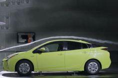 More 2016 Toyota Prius Technical Secrets Revealed Lighter, more efficient, more rigid.