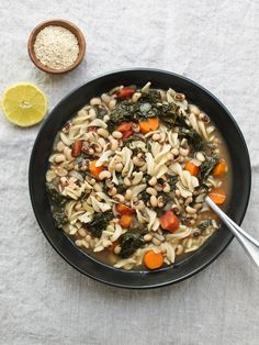 I awoke from my slumber this morning and felt it was a soup kind of day. I don't know about you, but I love my soups! They can be so hearty and filling. This is one of those soups you can count on to leave you feeling satisfied. All the ingredients come together for a...Read More »
