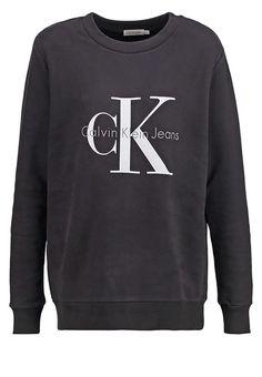 Calvin Klein Jeans Sweatshirt - black